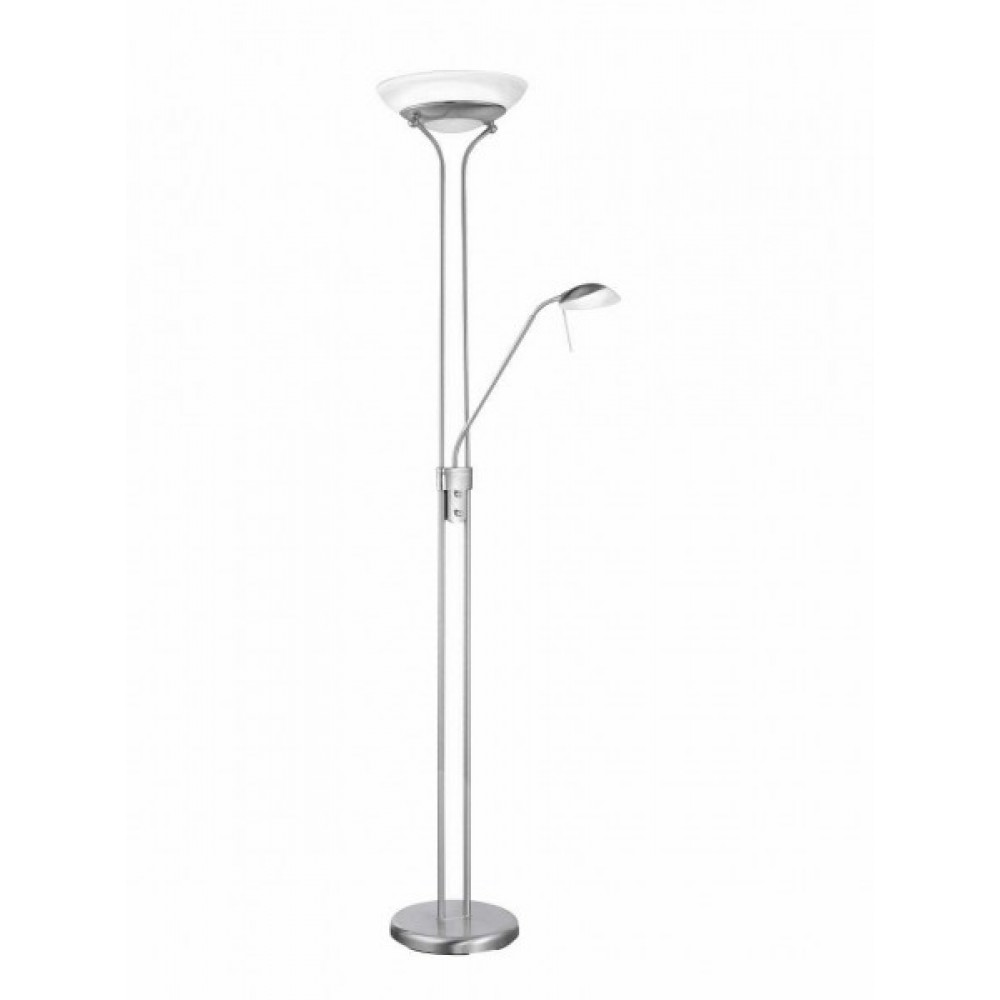 F L I Deckenfluter Led Nickel Matt 212052 Hofstein De