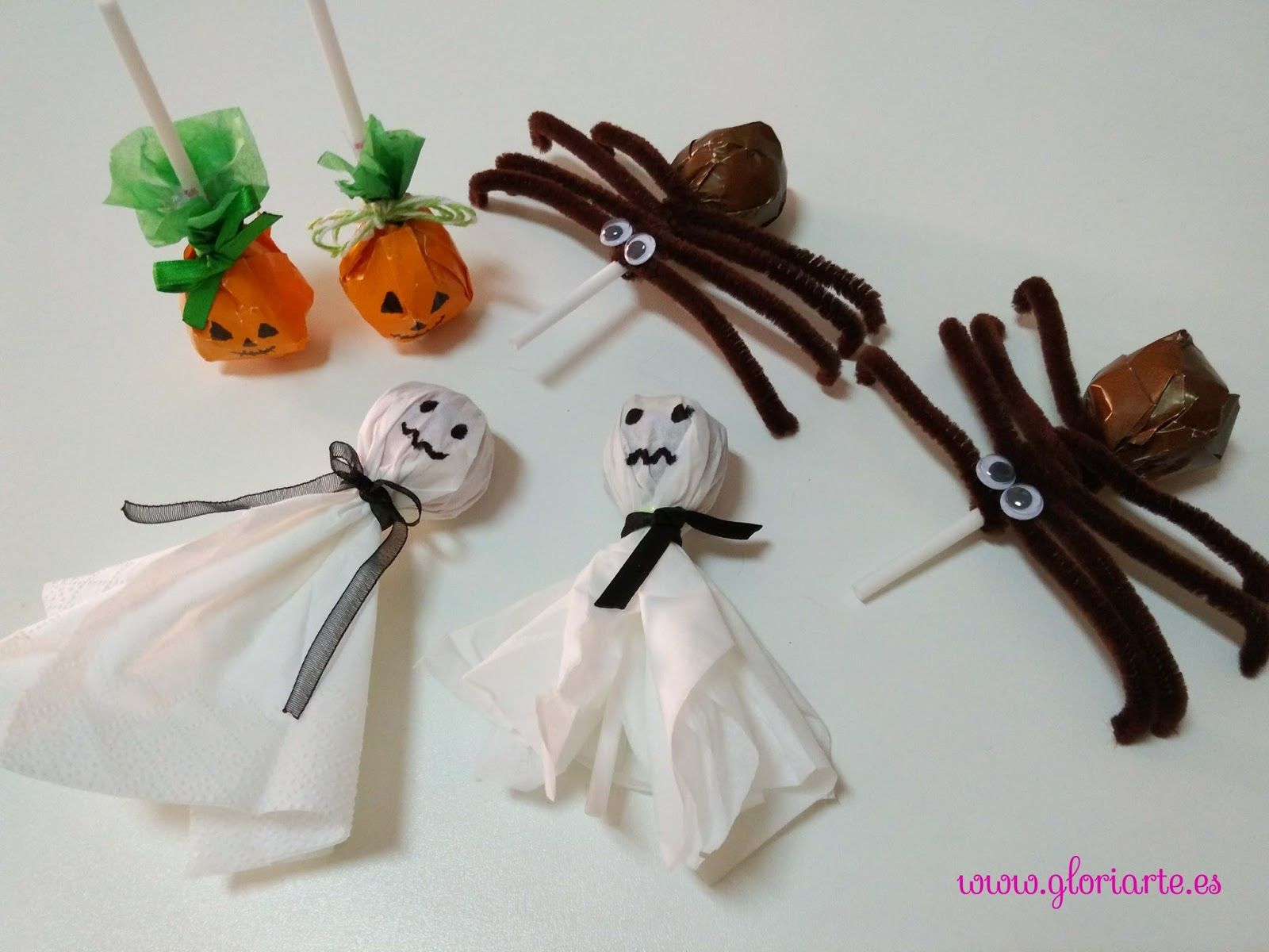 Ideas Para Decorar Halloween 5 Manualidades Sencillas De La Comunidad Para Halloween Hogarmania