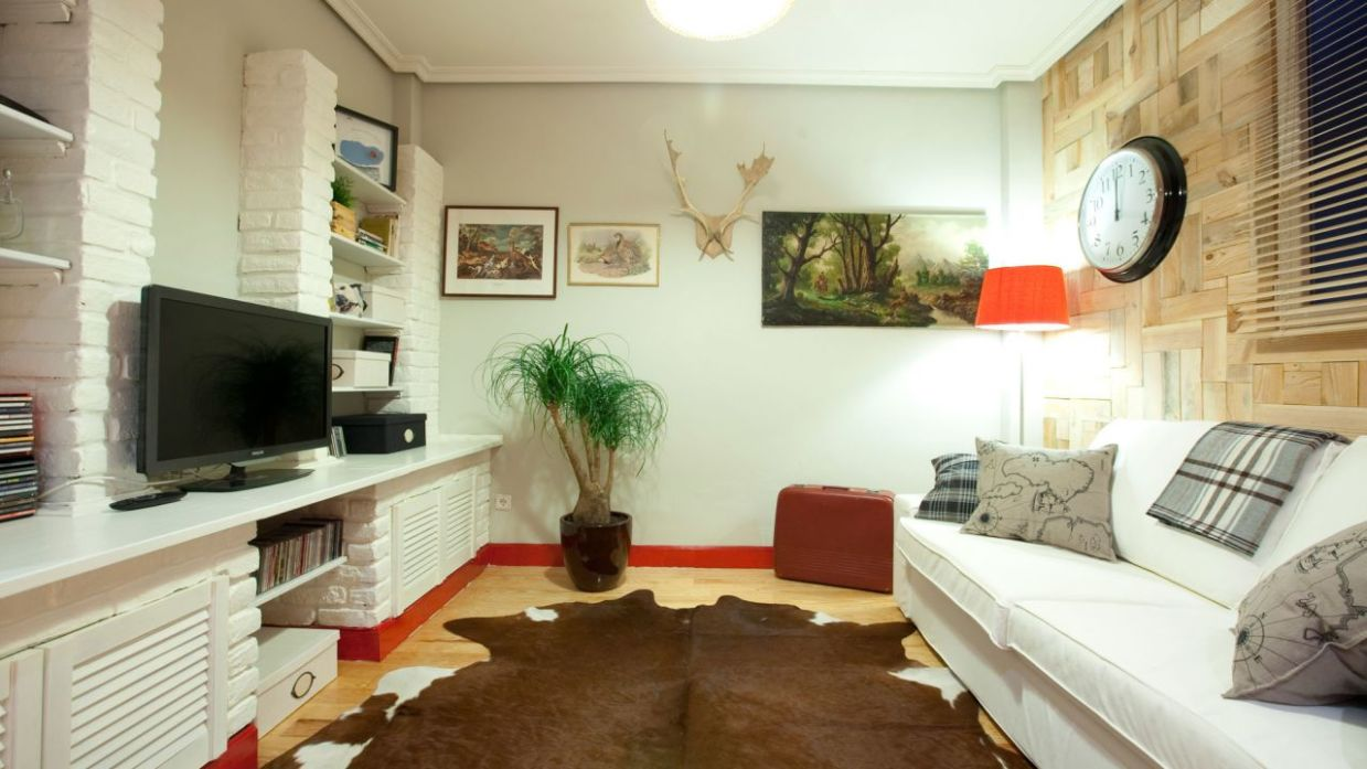 Como De Corar Un Salon Decorar Un Salón Oscuro Decogarden