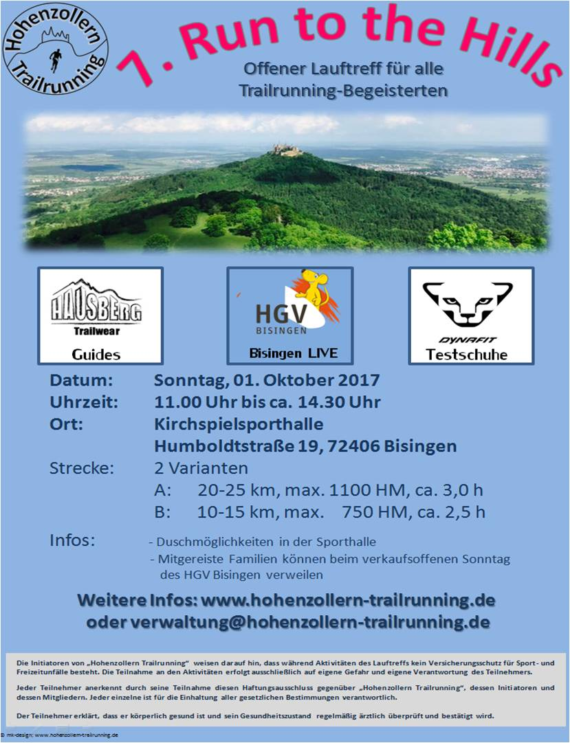 7 Run To The Hills Hohenzollern Trailrunning De