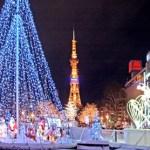 2016札幌市のホワイトイルミネーションの点灯式の日程は!場所や期間は?