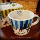 ムーミン谷のマグカップ