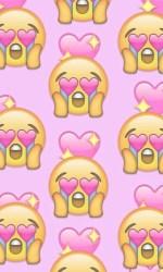 Fondo Para Celular De Emoji De Coraz N Hola XD
