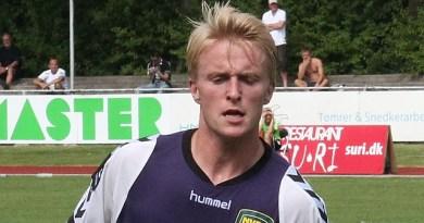 Ferdinand Bangsgaard tilbage til Holbæk