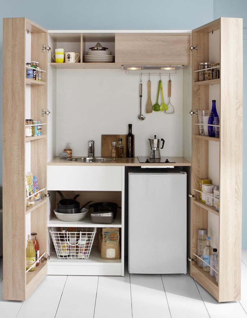 Holborn Decoration Interieur Blog Decoration Astuces Deco Kitchenette Mini Cuisine 1 Castorama Holborn Studio