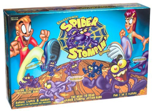 Прихлопни паука