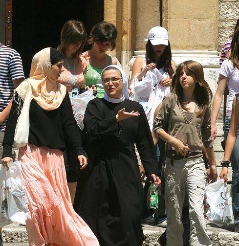 Europen-Jerusalem-Sarajevo