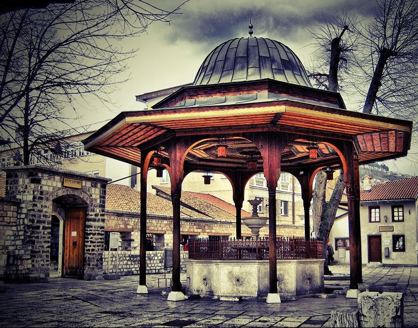 Husrev-Bay-fountain