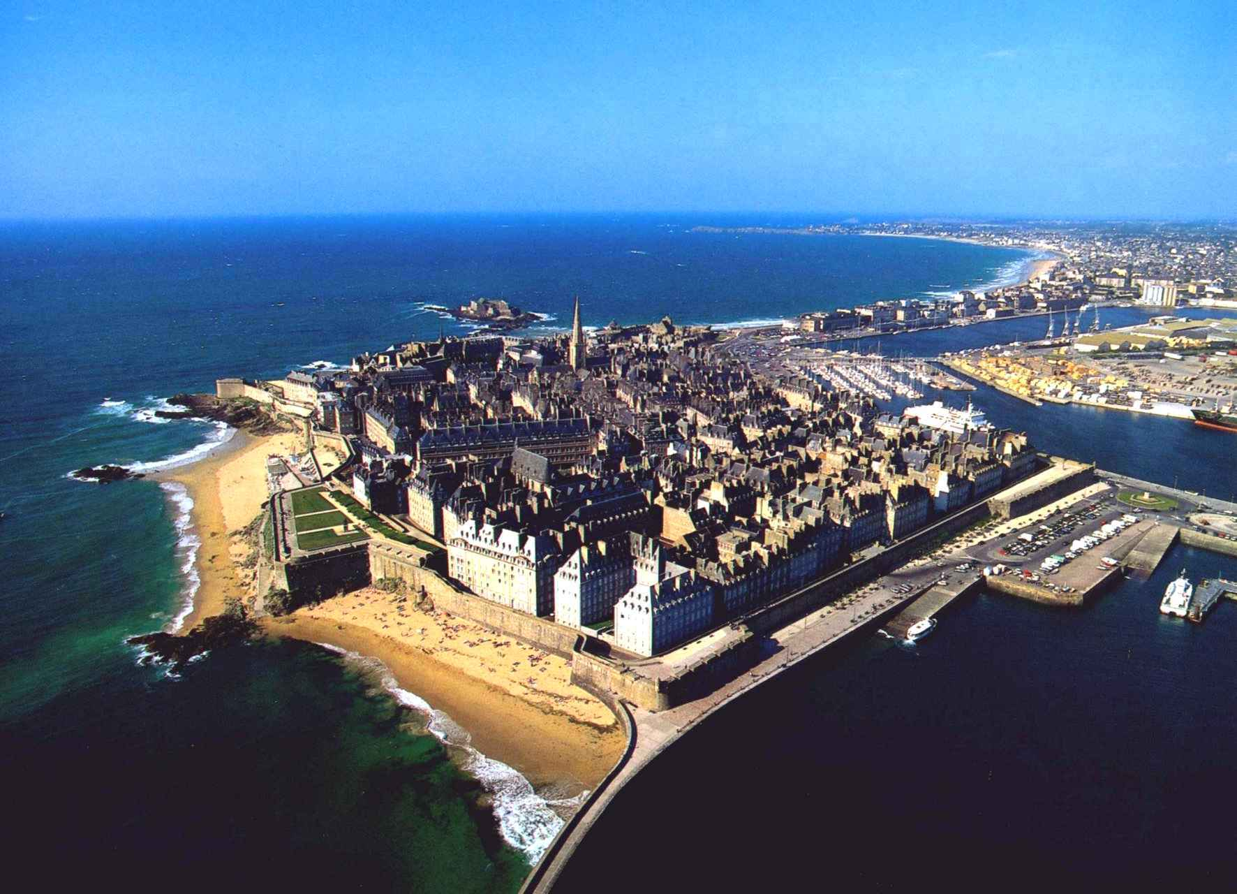St Malo Bretagne Places To Visit Holiday Home In Brittany