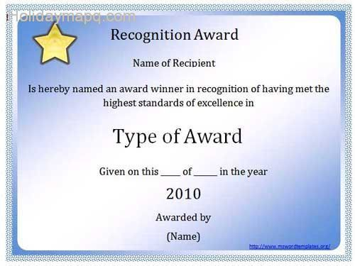 Lovely Certificate Templates Microsoft Word And Award Certificate Template Microsoft Word