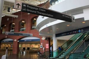 Roanoke Airport Wayfinding Photo4