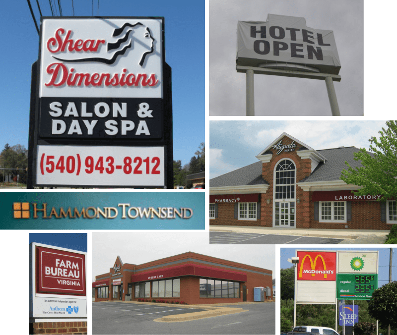 www.holidaysigns.com-signs-in-staunton-waynesboro-fishersville-virginia-custom-electric-signs-sign-installation-service