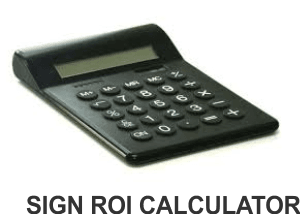 APR 2015-How Much Does a Digital Sign Cost roi calc