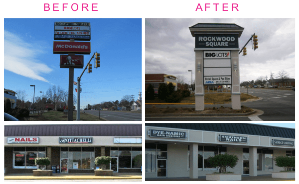 www.holidaysigns.com-richmond-va-cost-for-shopping-center-signage