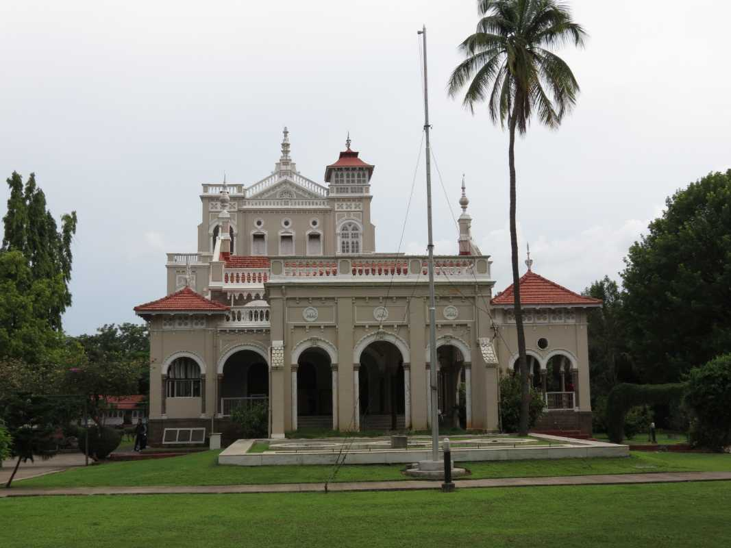 Aga France Aga Khan Palace Pune Aga Khan Palace Timings History