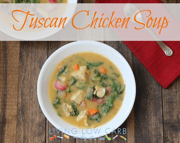 Paleo Tuscan Soup