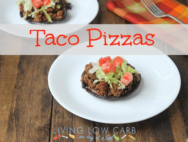 Paleo Taco Pizza