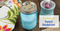 Homemade Carpet Deodorizer - Carpet Vidalondon