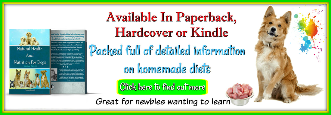 Homemade Diet for Dogs with Early to Moderate Stage Kidney Disease - training report