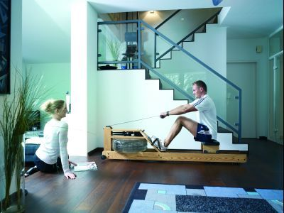 WaterRower Natural in Solid Ash Wood 2