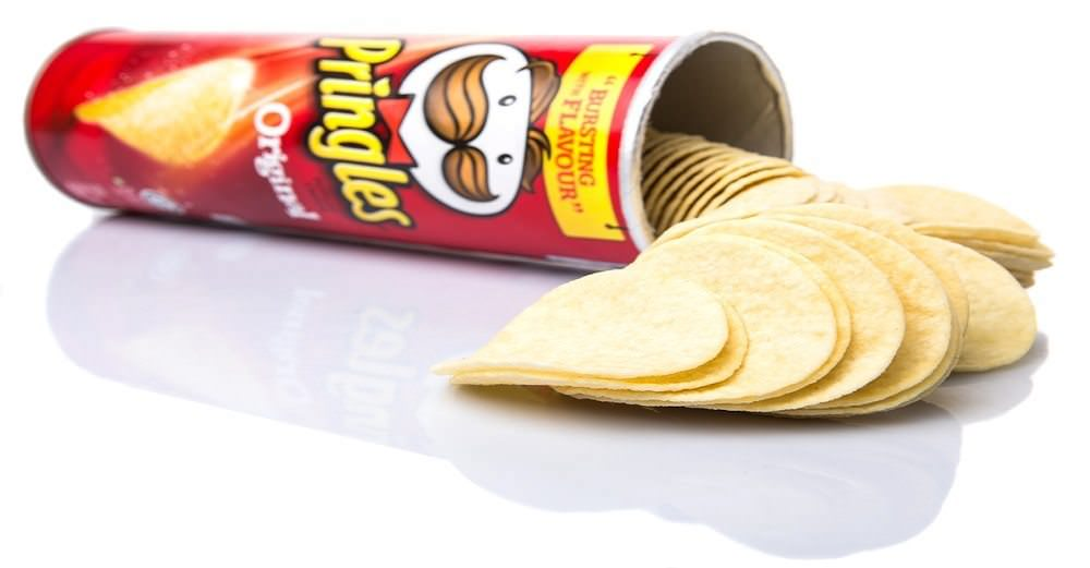 Cancer in a can Pringles FB