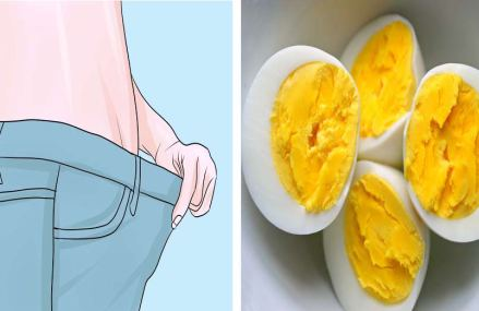 The Weird Way I Lost 12 Pounds in One Week Eating Eggs