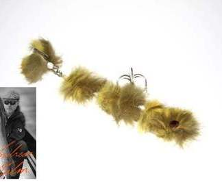 Mousefishing mouse lure Special 30cm Poison Pike