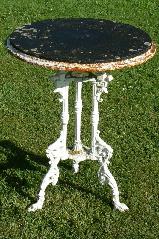 Circular Stone Garden Table Victorian Garden Table | Holloways Garden Antiques And