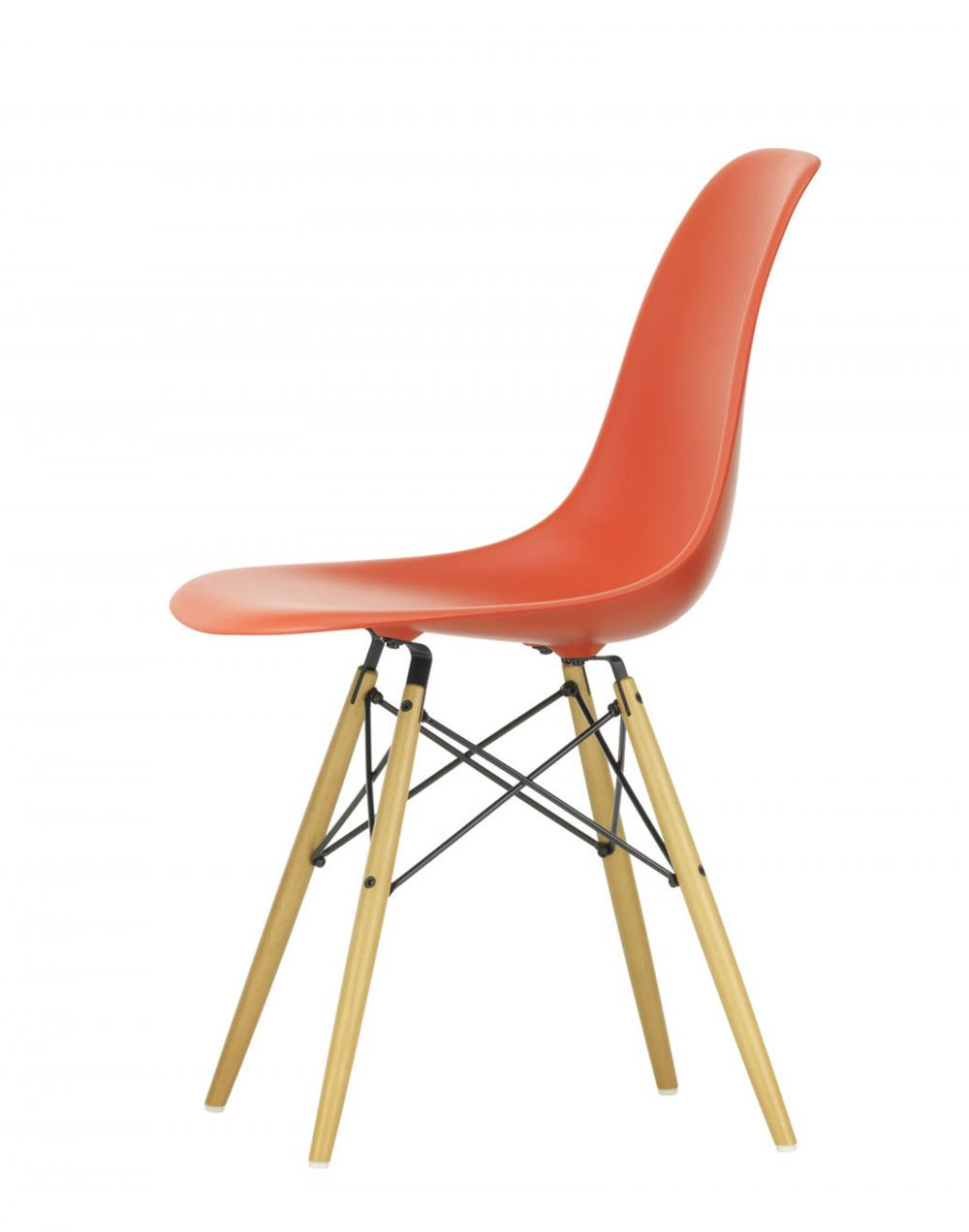 Dsw Eames Stuhl The Eames Dsw Plastic Chair By Vitra | Holloways Of Ludlow