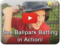 Ball park batting cages video link