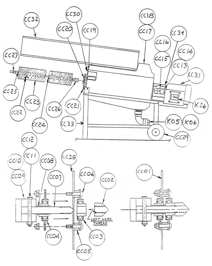 golfball wiring layout