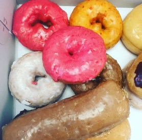 Holly Madison Donuts