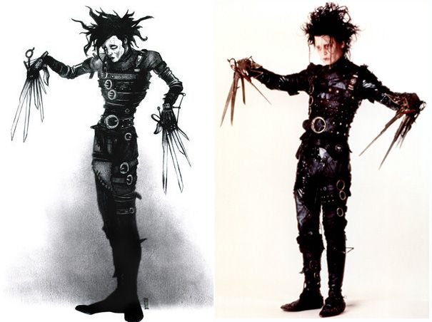 Custom Design And Creation Hollywood Costumes