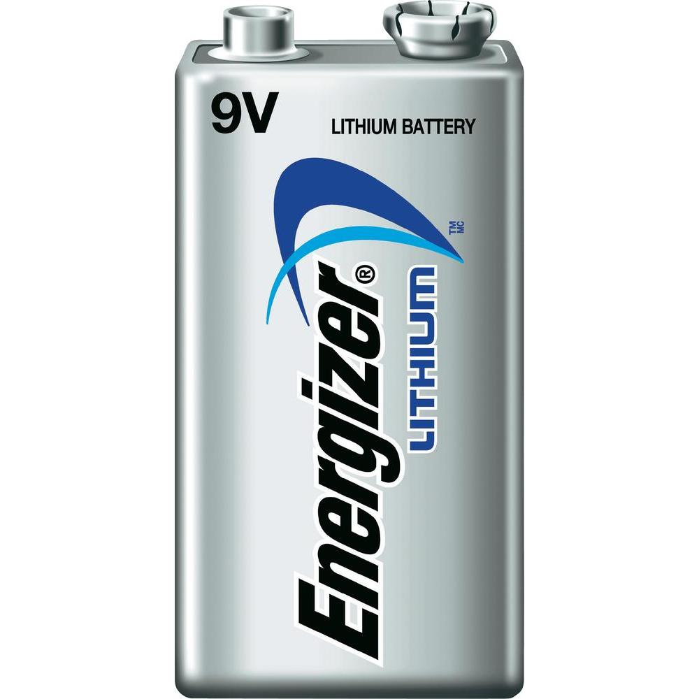 9 Volt Batterie Energizer Advanced Lithium 9 Volt Battery