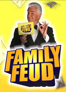Family Feud host, John O'Hurley