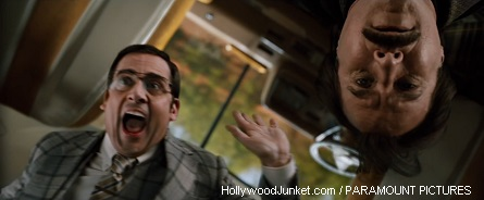 Anchorman 2, Steve Carell, Will Ferrell
