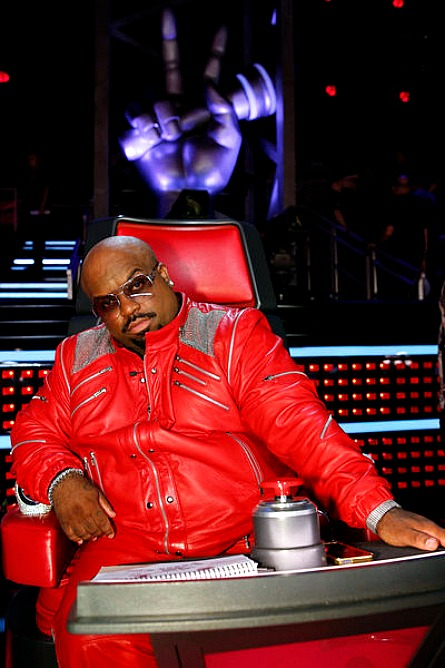 ceelo green the voice season 5 Battles Premiere week