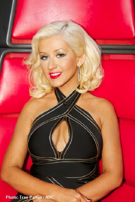 The Voice Christina Aguilera Battle Rounds