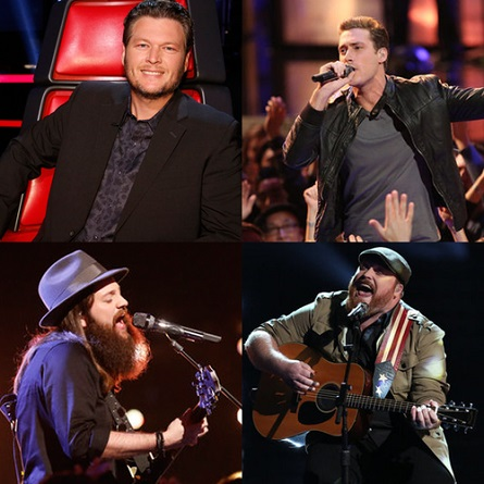 The Voice Team Blake