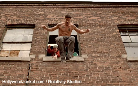 Brick Mansions, David Belle