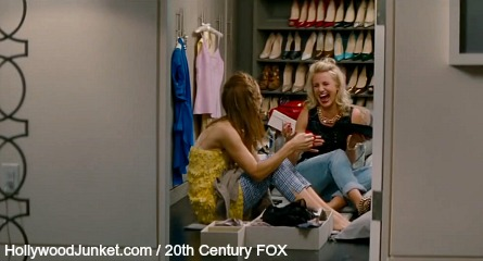 The Other Woman, Leslie Mann, Cameron Diaz