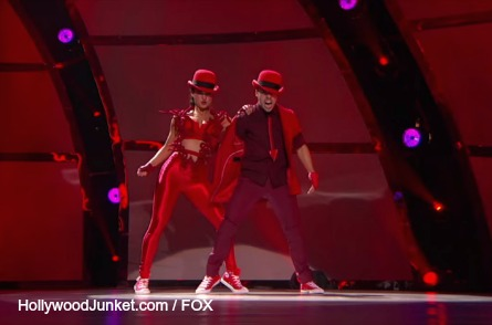 SYTYCD Top 14, Emilio, Bridget