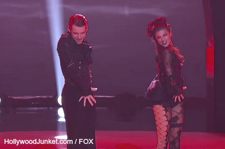 SYTYCD Top 14, Jacque, Zack