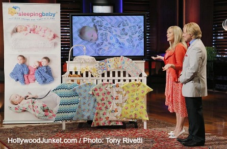 Shark Tank, season 6, Sleeping Baby