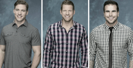 The Bachelorette, Justin, Joshua, Josh