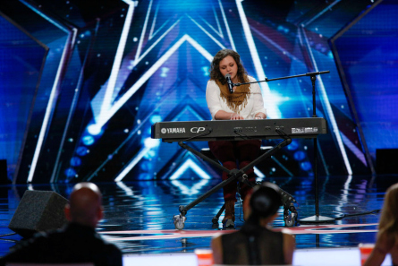 America's Got Talent, Brittney Allen