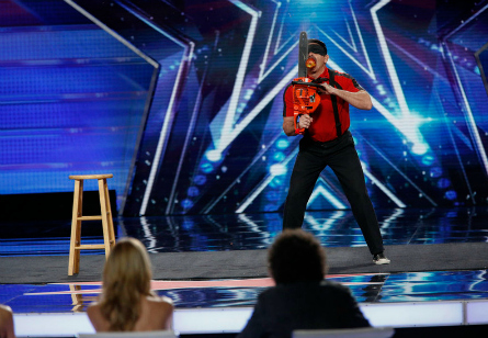 America's Got Talent, Grandpa Show