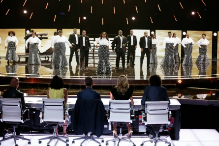AGT judge cuts week 2, Selected of God Choir