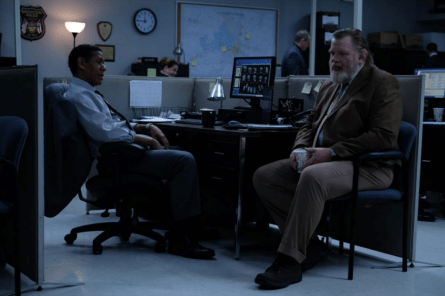 Mr. Mercedes, Scott Lawrence, Brendan Gleeson