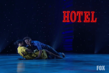 SYTYCD 14, Top 10 Live week 2, Jasmine and Robert